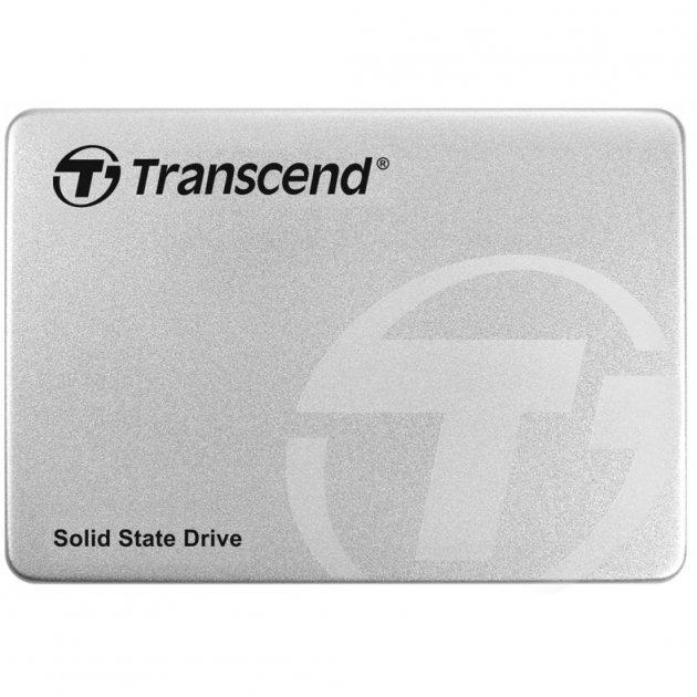 """Накопитель SSD 480GB Transcend SSD220 2.5"""" SATA III TLC (TS480GSSD220S) - изображение 1"""