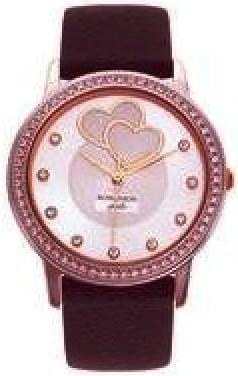 Женские наручные часы Romanson RL8254QLRG BROWN - изображение 1