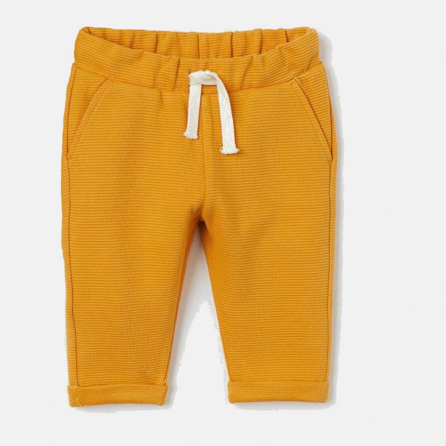 Штани H&M 1804-94980022 98 см Жовті (hm01688573122) - зображення 1