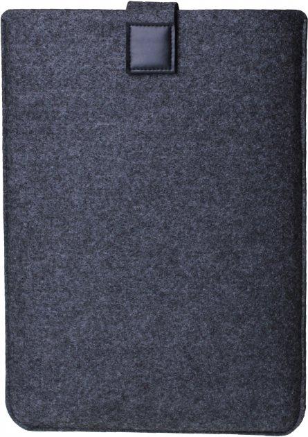 Чехол для ноутбука RedPoint (390 х 270 х 25 мм) Grey (РН.04.В.11.00.46Х) - изображение 1