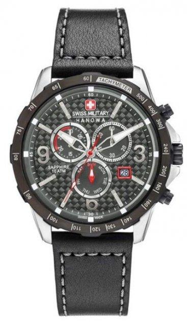 Чоловічі Годинники Swiss Military Hanowa 06-4251.33.001 - зображення 1