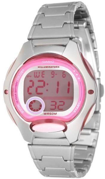 Жіночі Годинники Casio LW-200D-4AVEF - зображення 1