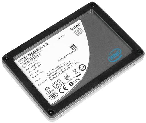 """Накопичувач SSD 160GB Intel X25-M 2.5"""" SATAII MLC (SSDSA2M160G2GC) - Refubrished - зображення 1"""