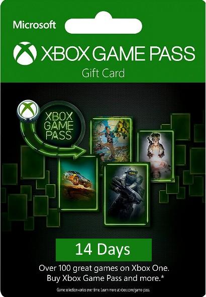 Xbox Game Pass - 14 дней Xbox One/Series подписка для всех регионов и стран - изображение 1