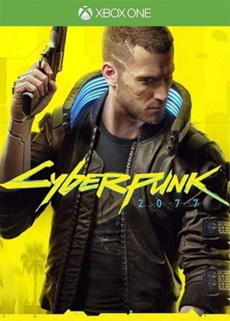 Cyberpunk 2077 Xbox One карта оплаты (русская версия) - изображение 1