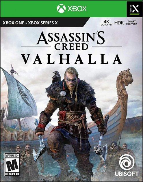 Assassin's Creed Valhalla 2020 для Xbox One - изображение 1