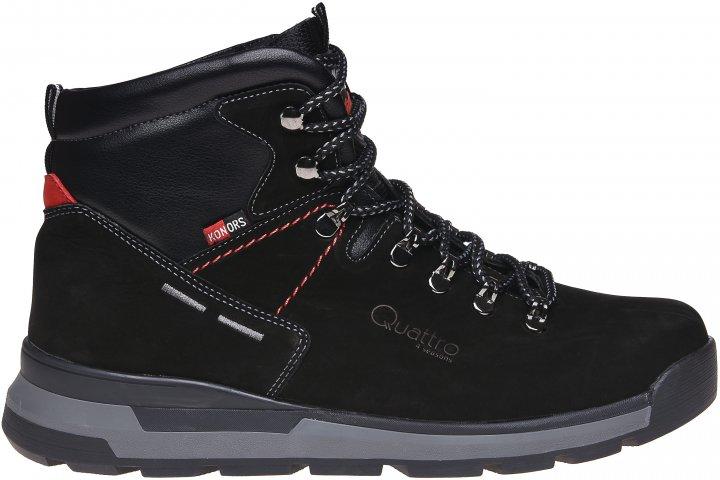 Ботинки Konors 7053/3-13C 40 27 см Черные (2000000077185) - изображение 1