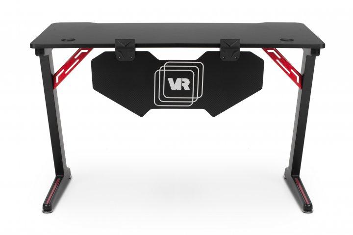 Компьютерный стол Barsky E-Sports BES-01 RGB-LED Black - изображение 1