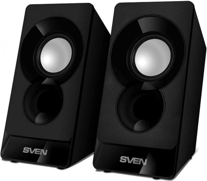 Акустическая система Sven 300 Black - изображение 1