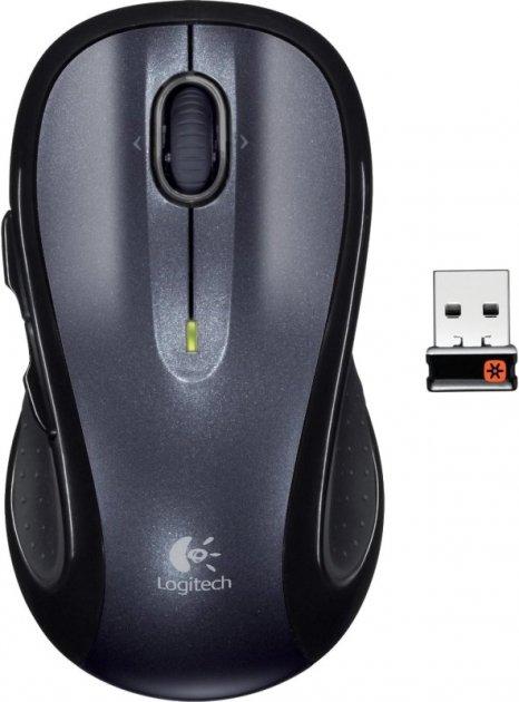 Мышь Logitech Wireless Mouse M510 (910-001826) - изображение 1