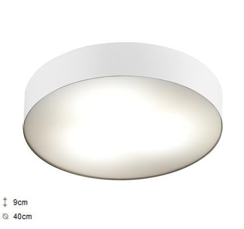 Світильник Nowodvorski ARENA SENSOR 8832 білий IP44 - зображення 1