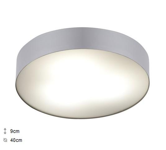 Світильник Nowodvorski ARENA 6770 сірий IP44 - зображення 1