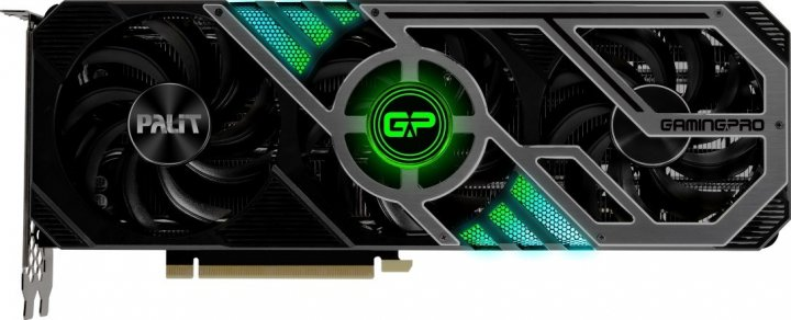 Palit PCI-Ex GeForce RTX 3090 GamingPro OC 24GB GDDR6X - зображення 1