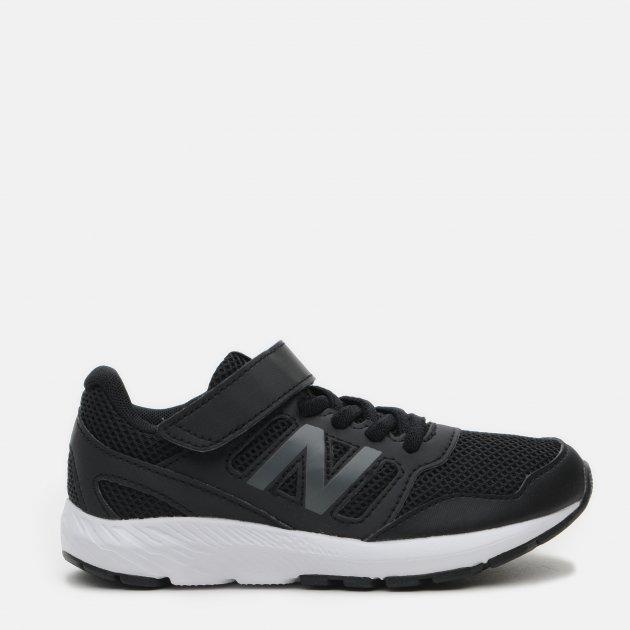 Кроссовки New Balance 570 YT570BK 29.5 (12.5) 18 см Черные (739980509318) - изображение 1