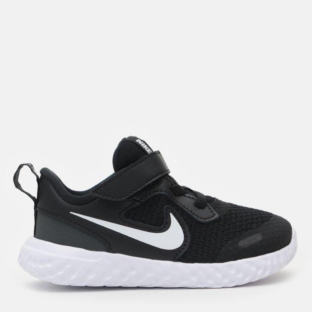 Кроссовки Nike Revolution 5 (Tdv) BQ5673-003 23 (7C) 13 см (193152381551) - изображение 1