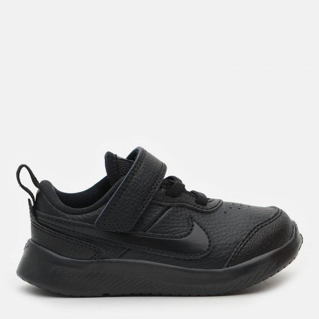 Кроссовки кожаные Nike Varsity Leather (Tdv) CN9397-001 19 (4C) 10 см (194494237438) - изображение 1