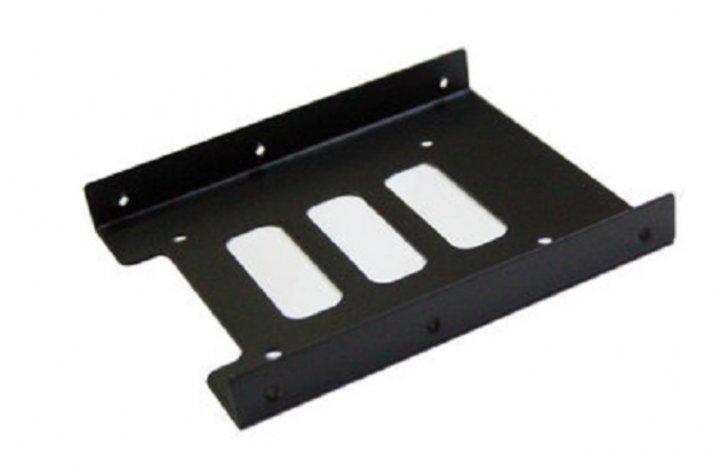 Перехідник для установки SSD і HDD дисків в 3.5 відсік, метал (AF-25 / 35M) - зображення 1