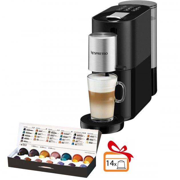 Капсульная кофемашина Nespresso Nespresso Atelier (S85-EU-BK-KR) - изображение 1