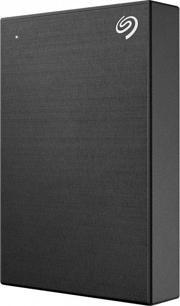 Жорсткий диск Seagate External One Touch 4 TB STKC4000400 2.5 USB 3.2 External Black - зображення 1