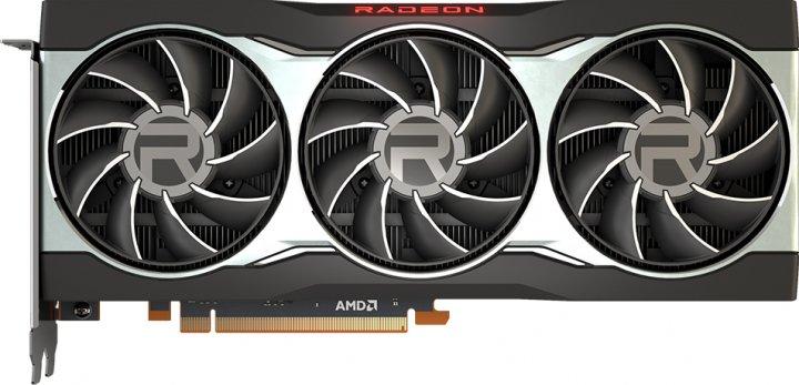 Gigabyte PCI-Ex Radeon RX 6800 16G 16GB GDDR6 (256bit) (1815/16000) (USB Type-C, HDMI, 2 x DisplayPort) (GV-R68-16GC-B) - зображення 1