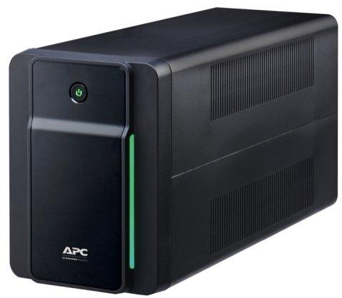 APC Back-UPS 1200W/2200VA USB Schuko (BX2200MI-GR) - изображение 1