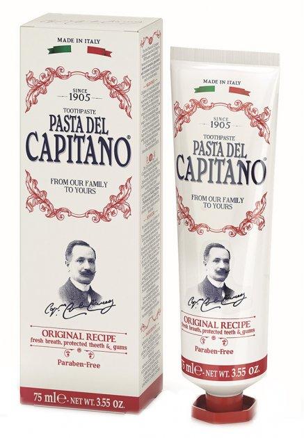 Зубна паста Pasta del Capitano 1905 Оригінальний рецепт 75 мл (8002140137105) - зображення 1