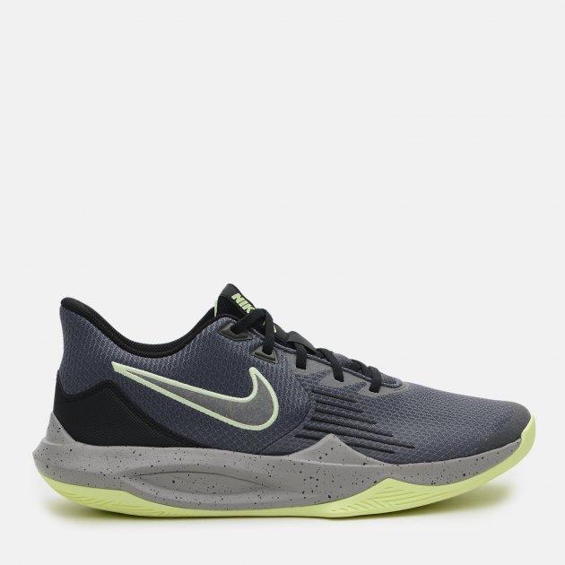 Кроссовки Nike Precision V CW3403-001 39 (7) 25 см (194956796107) - изображение 1