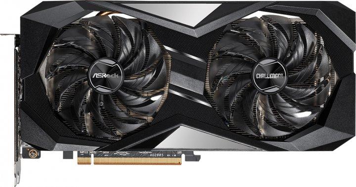 ASRock PCI-Ex Radeon RX 6700 XT Challenger D 12GB GDDR6 (192bit) (2321/16000) (HDMI, 3 x DisplayPort) (RX6700XT CLD 12G) - зображення 1