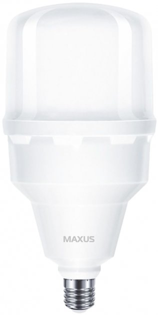 Лампа MAXUS HW 50 W 5000 K E27/E40 (1-MHW-7505) - зображення 1