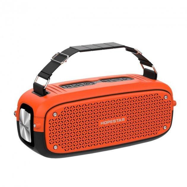 Портативная Bluetooth колонка Hopestar A21 orange - изображение 1