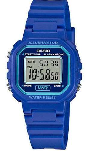 Жіночі наручні годинники Casio LA-20WH-2AEF - зображення 1