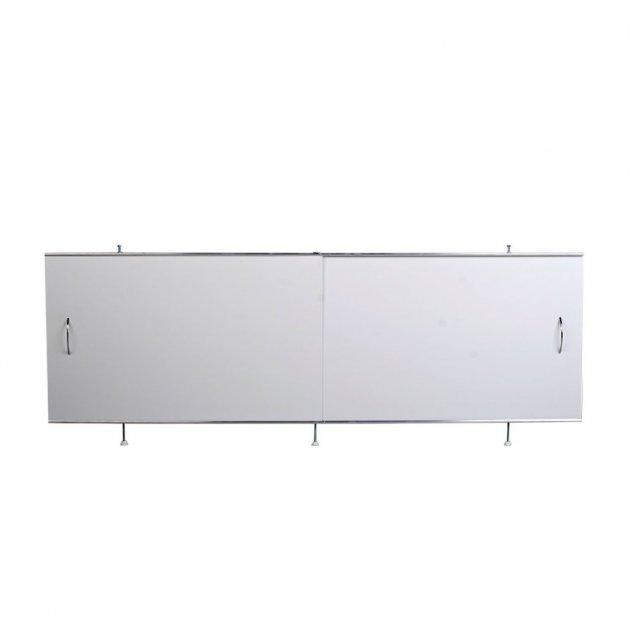 Панель к ванне Leroy Merlin ODA Элит 170x50 Белая (10266480) - изображение 1