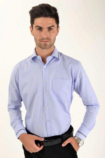 Рубашка AGER 39 Голубой 5-9060-17 - изображение 1