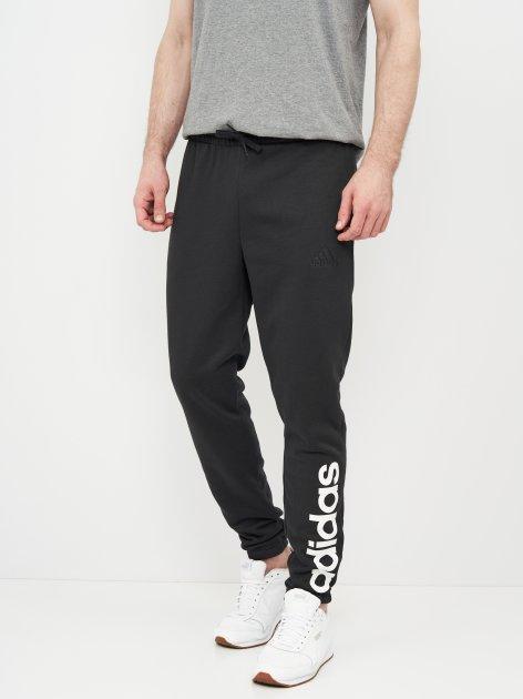 Спортивні штани Adidas M Lin Fl Te Pt GK8899 S Black (4062065025509) - зображення 1