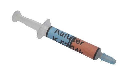 Теплопроводный клей Kafuter K-5204k, шприц - изображение 1