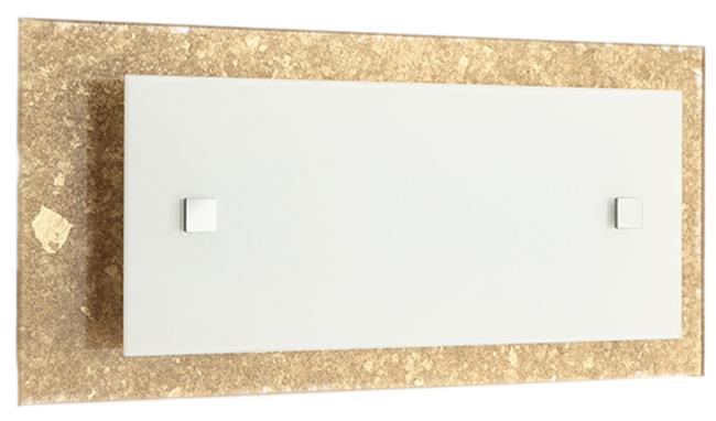 Настінно-стельовий світильник Декора Мрія 40150 золото (DE-48368) - зображення 1