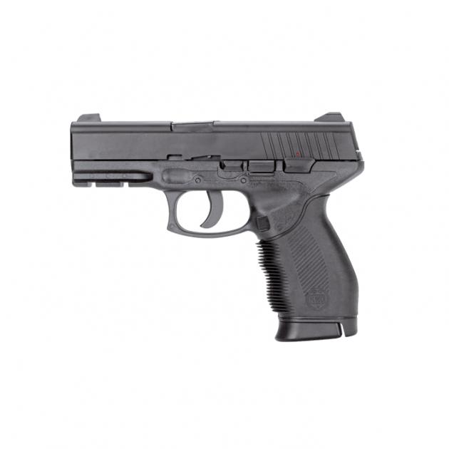 Пневматичний пістолет KWC Taurus PT 24/7 KM46HN Таурус пластик газобалонний CO2 120 м/с - зображення 1