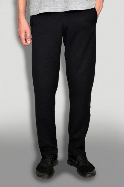 Спортивні штани класік zomak filato 3XL Чорні шд1 - зображення 1