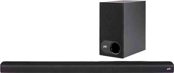 Polk Audio Signa S2 Black (236463) - зображення 1