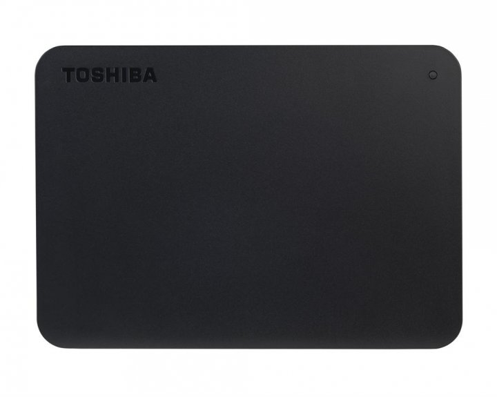 "Жесткий диск Toshiba HDD 2.5"" USB 500GB Canvio Basics Black (HDTB405EK3AA) - зображення 1"