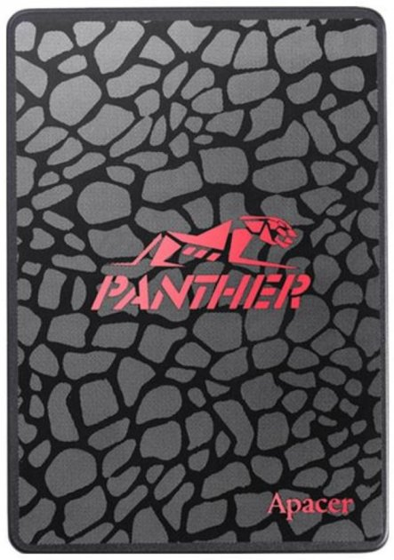 "Apacer AS350 Panther 128GB 2.5"" SATAIII 3D TLC (95.DB260.P100C/AP128GAS350-1) - изображение 1"