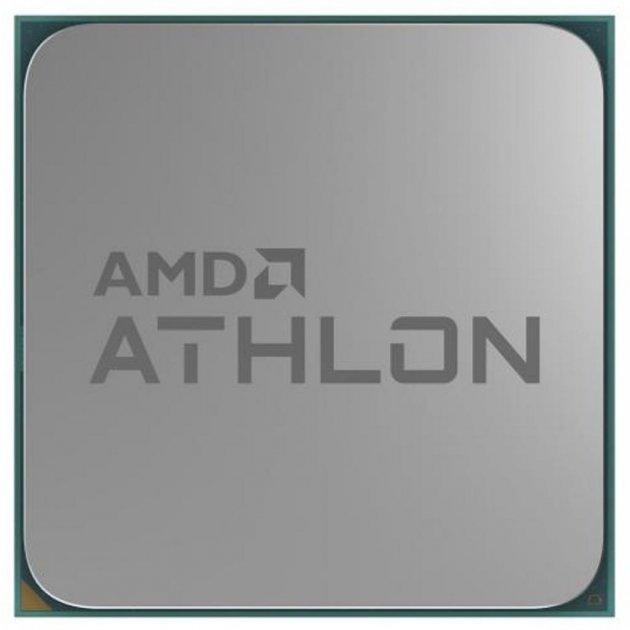 Процесор AMD Athlon 240GE 3.5 GHz / 4 MB (YD240GC6FBMPK) AM4 OEM - зображення 1
