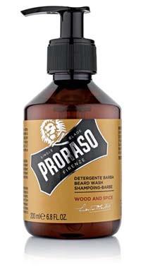 Шампунь для бороді Proraso Beard Shampoo Wood and Spice, Proraso, 200 мл, 400750 - зображення 1