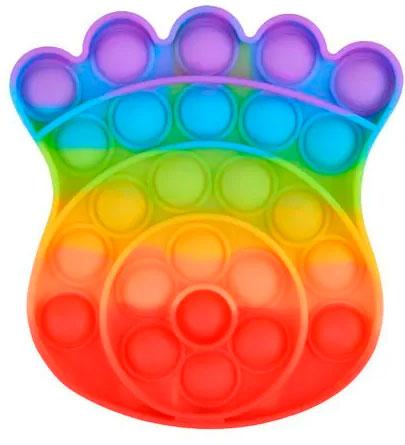 Игрушка антистресс Pop It Вечная пупырка цветок (2000024000015)