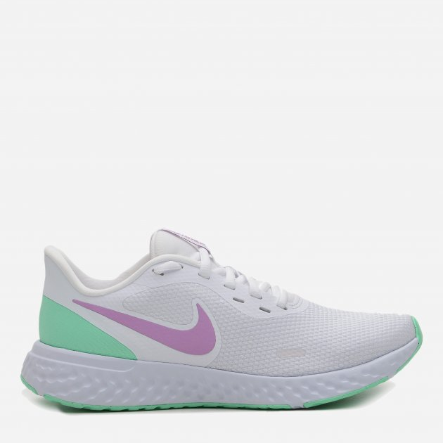 Кроссовки Nike Wmns Revolution 5 BQ3207-111 35 (5.5) 22.5 см Белые (194956776246)