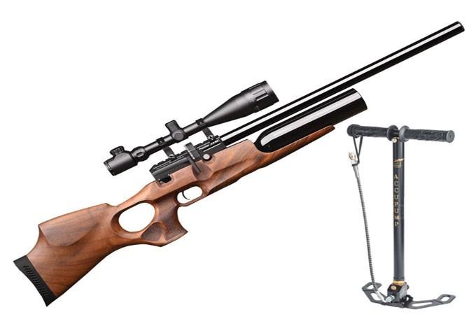 Гвинтівка пневматична Kral Jumbo PCP + НАСОС !!! - зображення 1