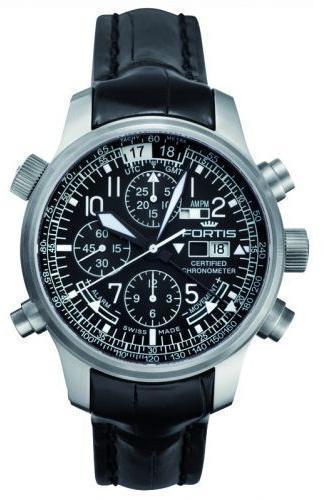 Мужские часы Fortis 703.10.81 LCF.01 - изображение 1