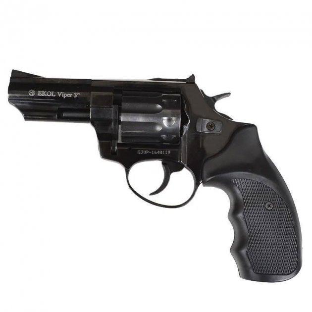 """Револьвер под патрон Флобера EKOL 3"""" - изображение 1"""