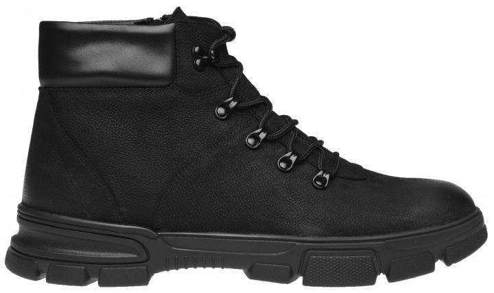 Ботинки Caman 80346/31-172 44 29.6 см Черные (2044024973016) - изображение 1