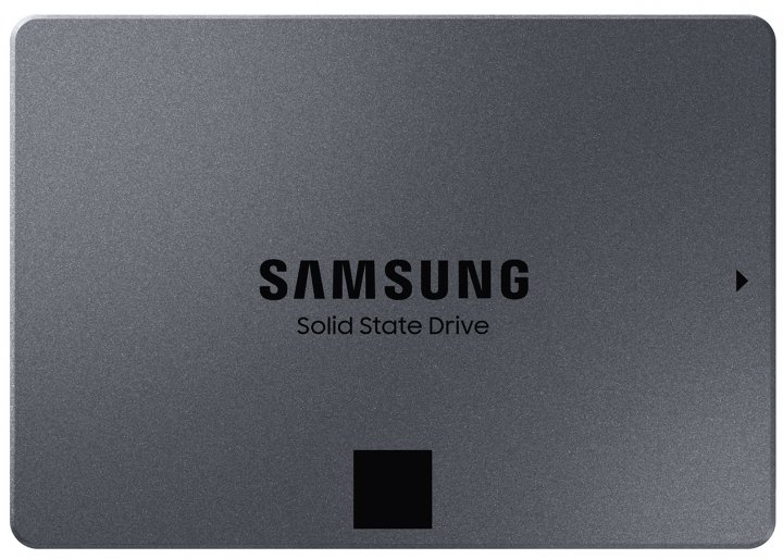 SSD НАКОПИТЕЛЬ SAMSUNG 870 QVO 8TB SATAIII 3D NAND QLC (MZ-77Q8T0BW) - зображення 1